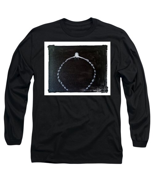 Life Circle Long Sleeve T-Shirt