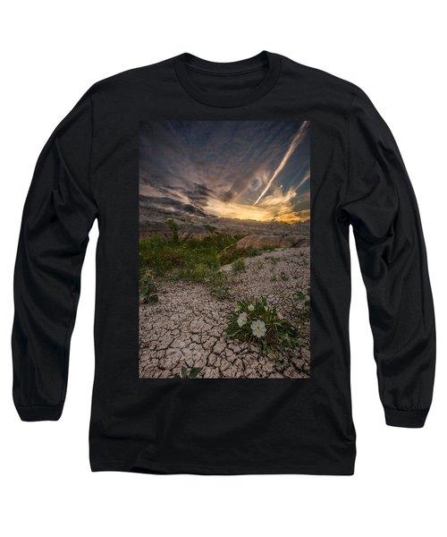 Life Finds A Way Long Sleeve T-Shirt