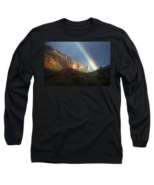 Life Is Beautiful  Long Sleeve T-Shirt by Saija  Lehtonen