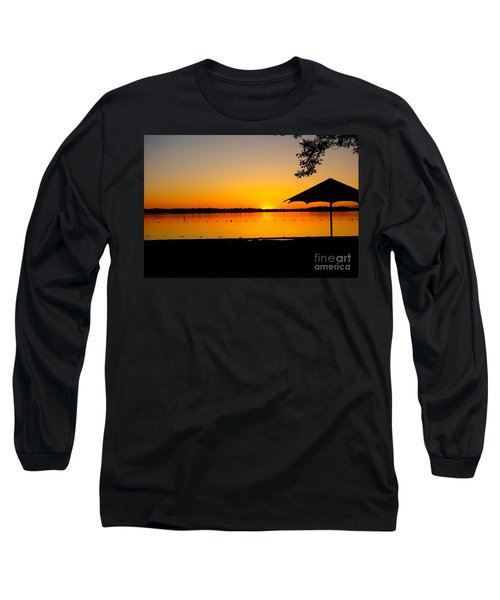 Lifeguard Off Duty Long Sleeve T-Shirt