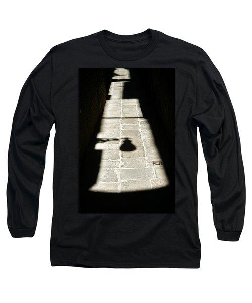 Light And Shade Long Sleeve T-Shirt