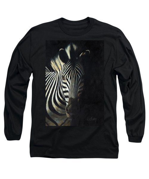 Light And Shade Long Sleeve T-Shirt