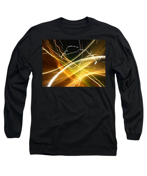 Light Curves 3 Long Sleeve T-Shirt