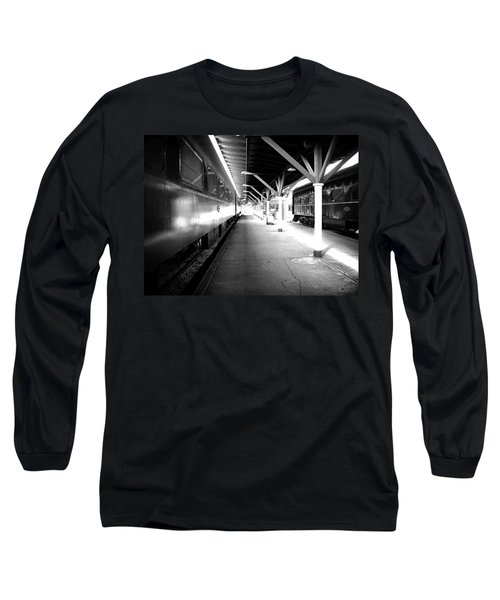 Long Sleeve T-Shirt featuring the photograph Light by Faith Williams