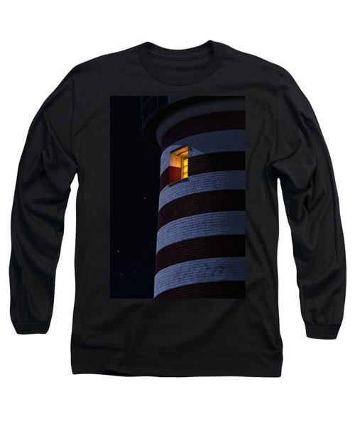 Light From Within Long Sleeve T-Shirt by Marty Saccone