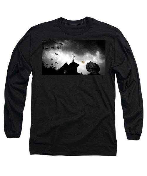 Light In The Window Long Sleeve T-Shirt