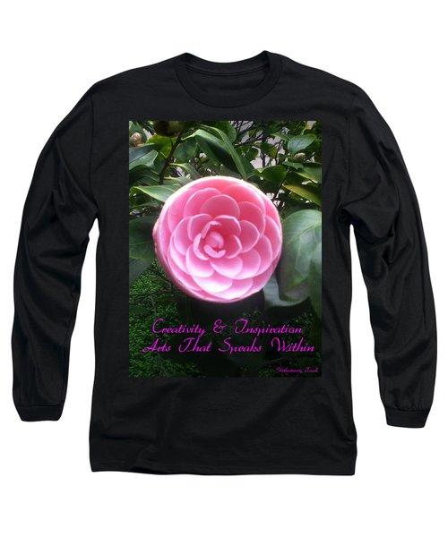 Light Of The Garden Long Sleeve T-Shirt