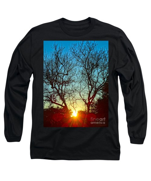 Light Sanctuary Long Sleeve T-Shirt by Gem S Visionary