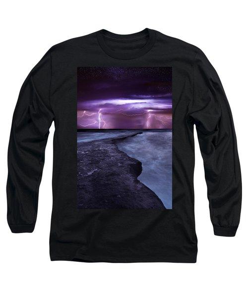 Light Symphony Long Sleeve T-Shirt by Jorge Maia