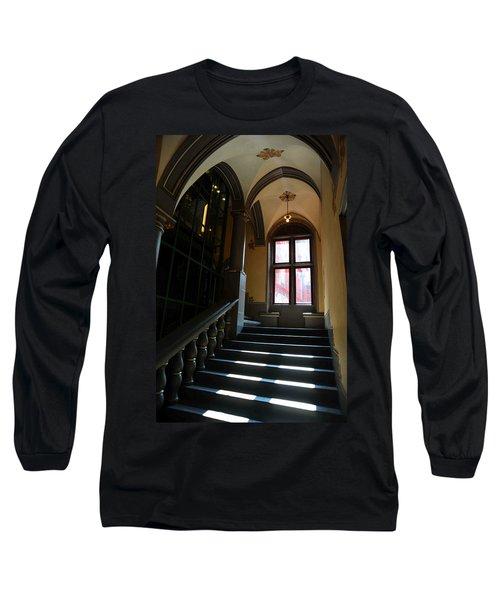 Lighted Stairs Long Sleeve T-Shirt