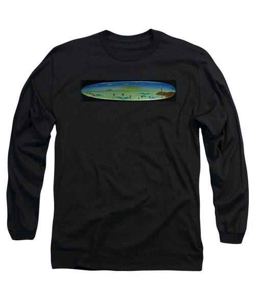 Lighthouse Surfers Cove Long Sleeve T-Shirt