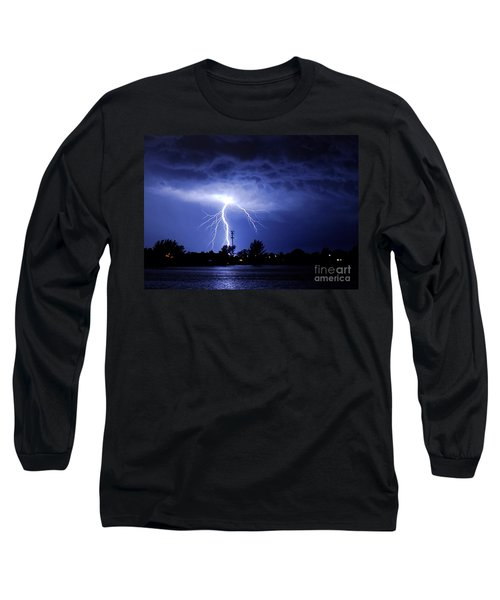 Power From Above Long Sleeve T-Shirt