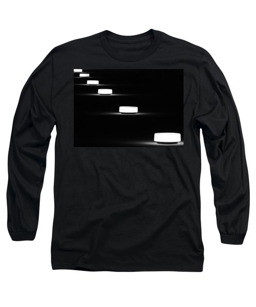 Lights In A Row Long Sleeve T-Shirt