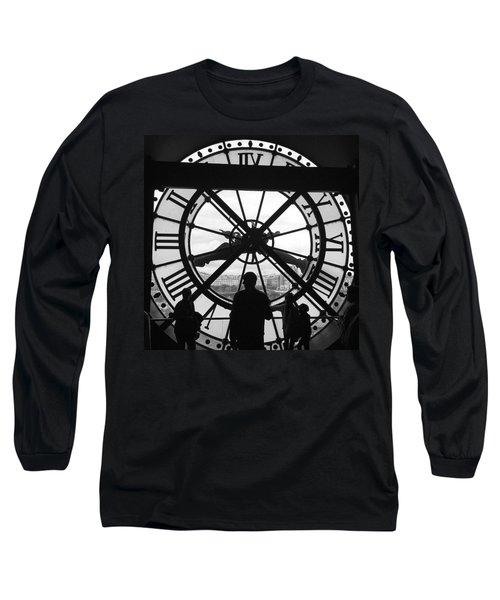 Like Clockwork Long Sleeve T-Shirt by Allan Piper