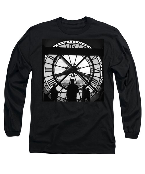 Like Clockwork Long Sleeve T-Shirt