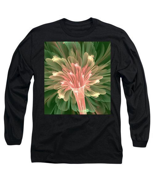 Lily In Bloom Long Sleeve T-Shirt