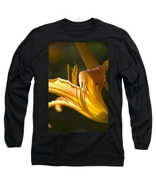 Lily In The Yard Long Sleeve T-Shirt