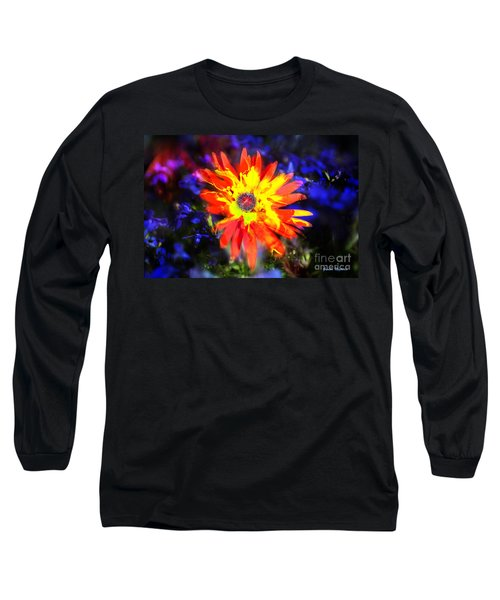 Lily In Vivd Colors Long Sleeve T-Shirt
