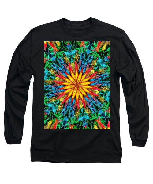Lily Of Paradise Long Sleeve T-Shirt