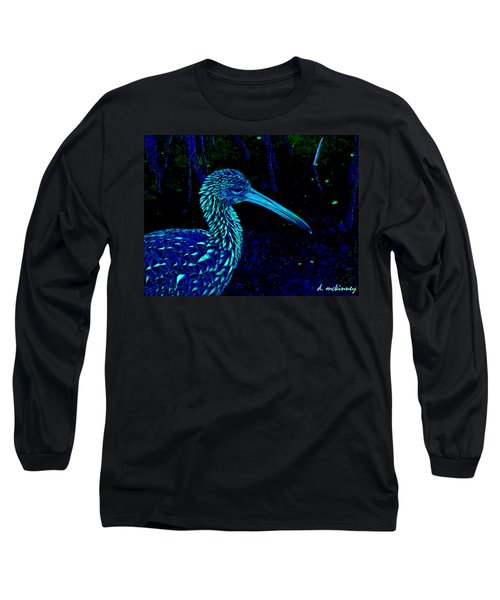 Limpkin Long Sleeve T-Shirt