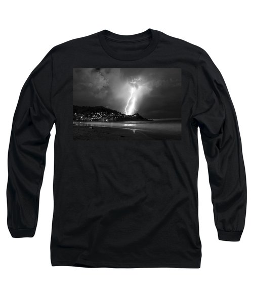 Linda Mar Lightning Long Sleeve T-Shirt