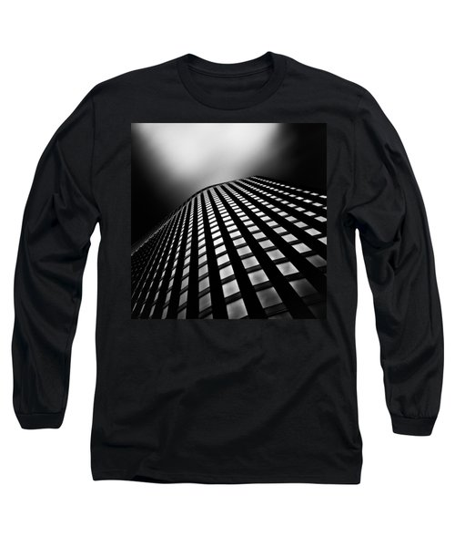 Lines Of Learning Long Sleeve T-Shirt