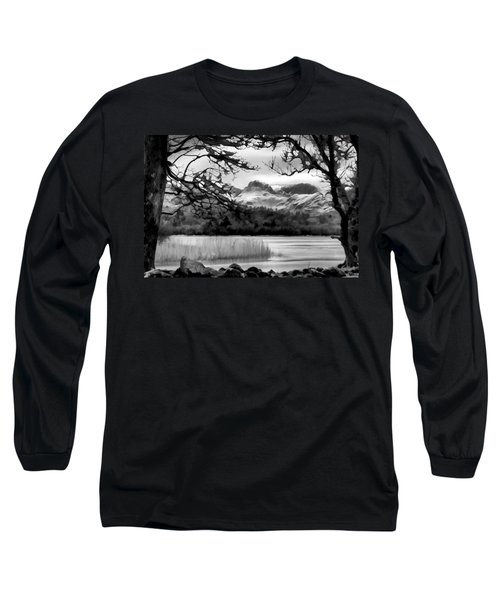 Lingmoor Fell Long Sleeve T-Shirt