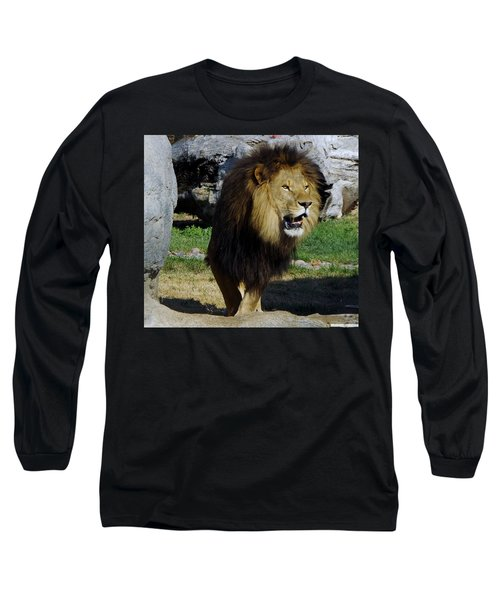 Lion 2 Long Sleeve T-Shirt
