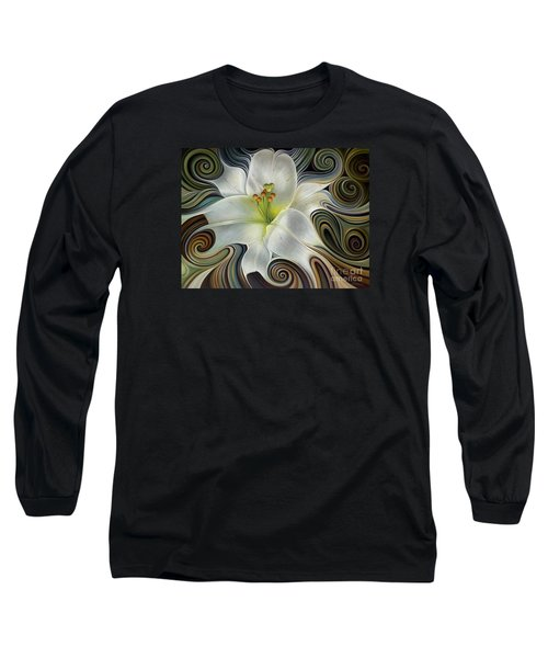 Lirio Dinamico Long Sleeve T-Shirt