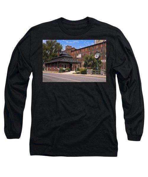 Lititz Pennsylvania Long Sleeve T-Shirt