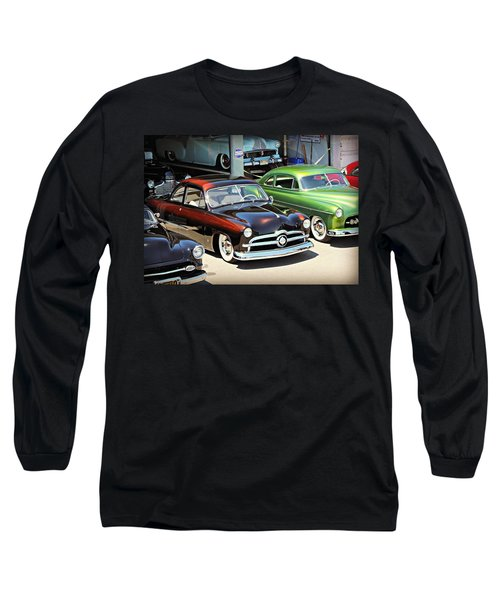 Little Brown Shoebox Long Sleeve T-Shirt
