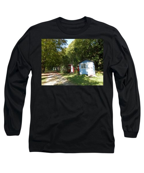 Little Cabins Long Sleeve T-Shirt