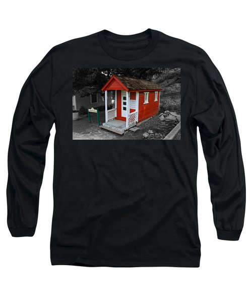 Little Red School House Long Sleeve T-Shirt