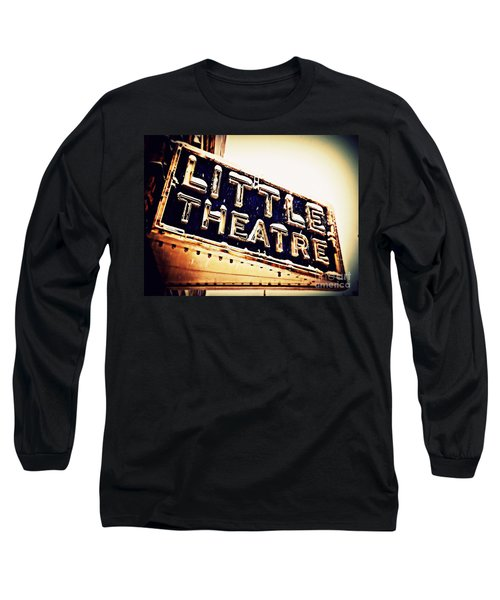 Little Theatre Retro Long Sleeve T-Shirt