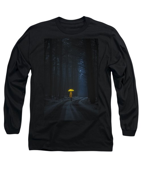 Little Yellow Riding Hood Long Sleeve T-Shirt