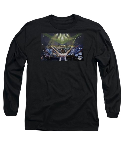 Live Dj Long Sleeve T-Shirt