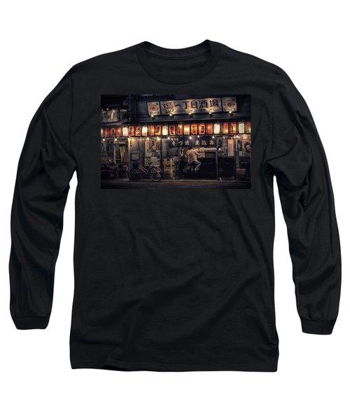 Local Soba Long Sleeve T-Shirt