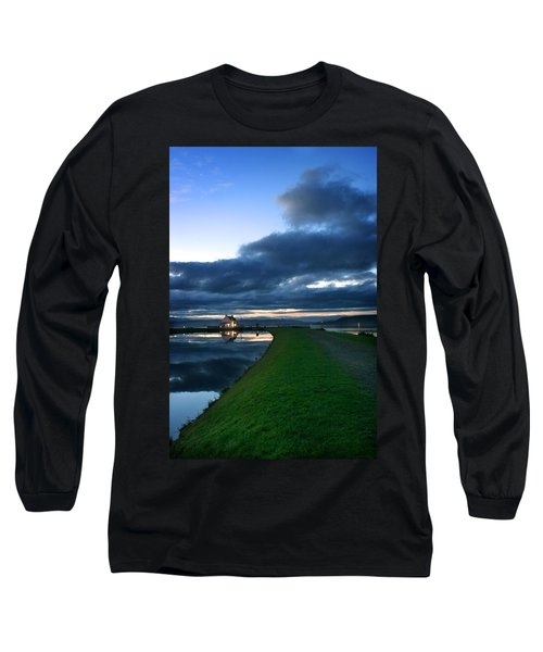 Lock House Long Sleeve T-Shirt