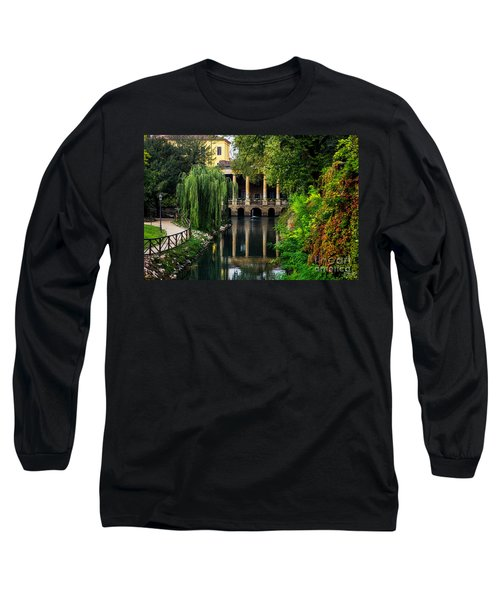Loggia Valmarana On The Seriola Long Sleeve T-Shirt