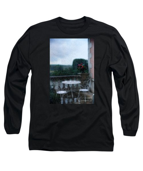 Loire Valley View Long Sleeve T-Shirt by Madeline Ellis