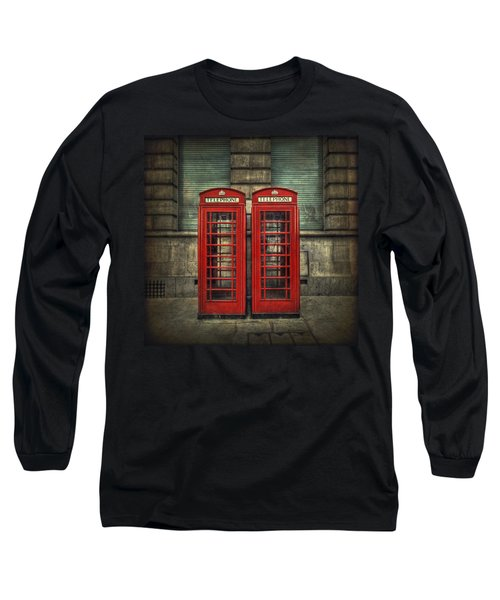 London Calling Long Sleeve T-Shirt