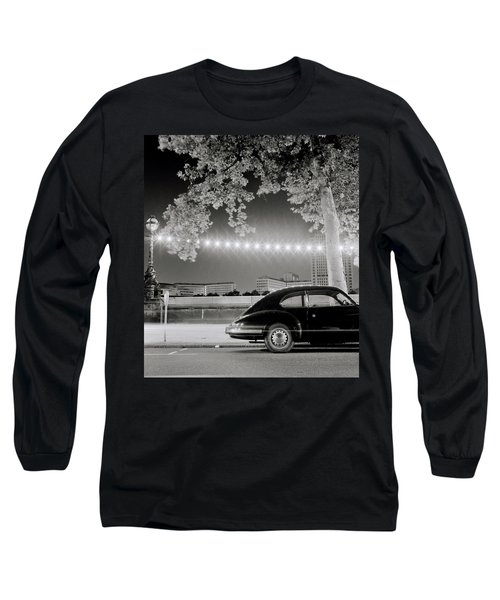 Porsche In London Long Sleeve T-Shirt