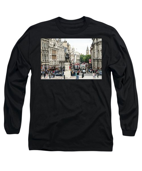 London Whitehall Long Sleeve T-Shirt