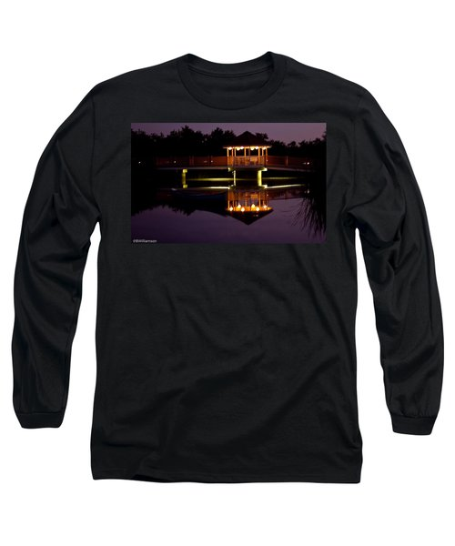 Lone Canoe Long Sleeve T-Shirt