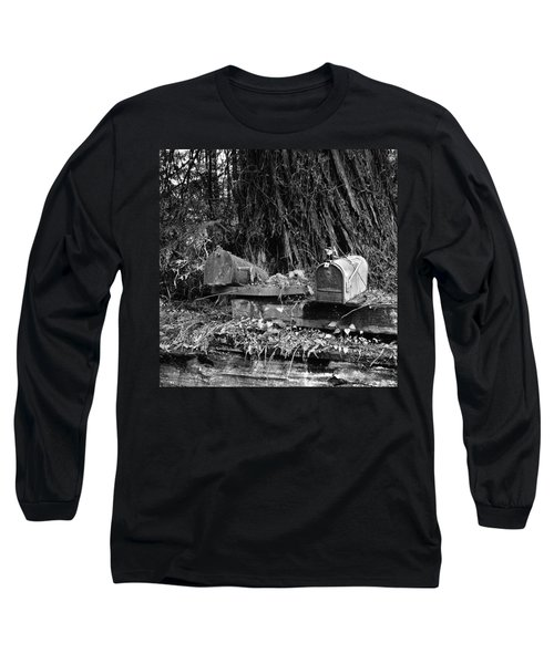 Lonely Post Long Sleeve T-Shirt