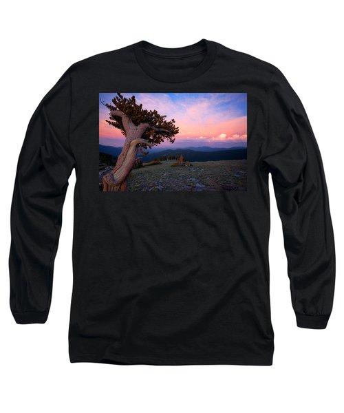 Lonesome Pine Long Sleeve T-Shirt by Jim Garrison
