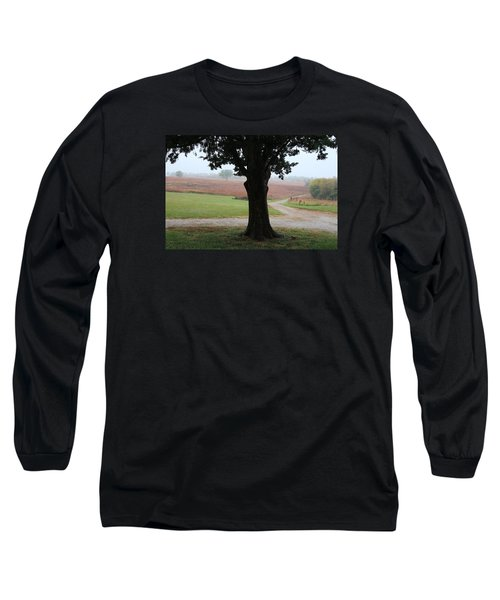 Long Ago And Far Away Long Sleeve T-Shirt by Elizabeth Sullivan