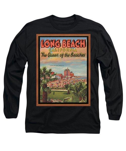 Long Beach Long Sleeve T-Shirt