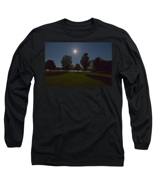 Night Shadows  Long Sleeve T-Shirt