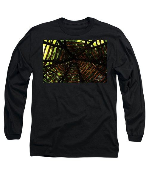 Long Was The Prayer He Uttered Long Sleeve T-Shirt by Linda Shafer